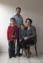 Familieportretten: familie Kanters